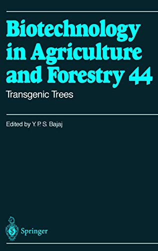 9783540653936: Transgenic Trees (Biotechnology in Agriculture and Forestry)