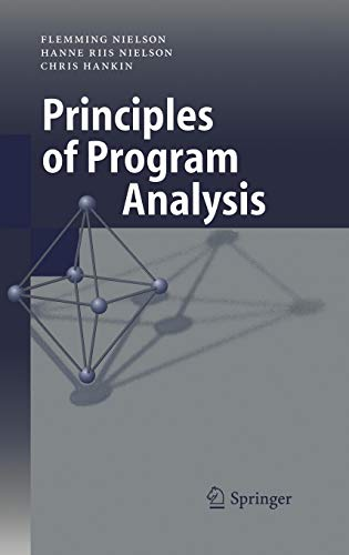 9783540654100: Principles of Program Analysis