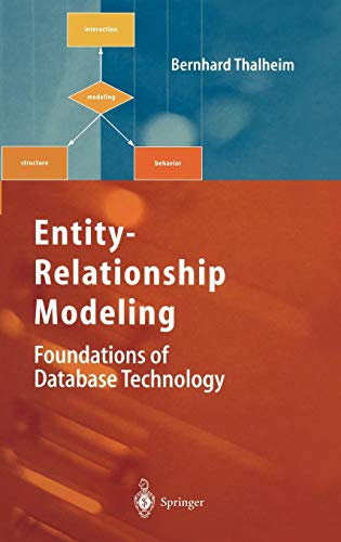 Entity-Relationship Modeling: Bernhard Thalheim
