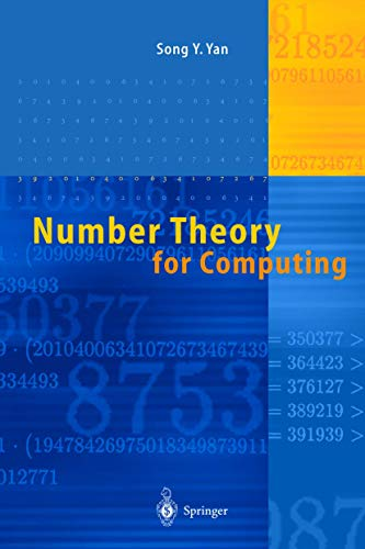 9783540654728: Number Theory for Computing