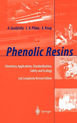 9783540655176: Phenolic Resins: Chemistry, Applications, Standardization, Safety and Ecology