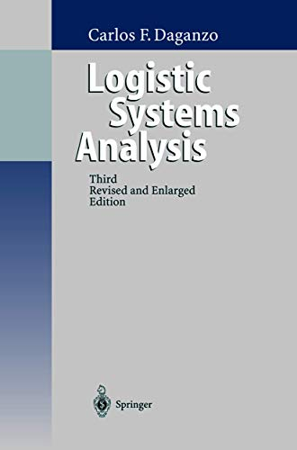 9783540655336: Logistics Systems Analysis