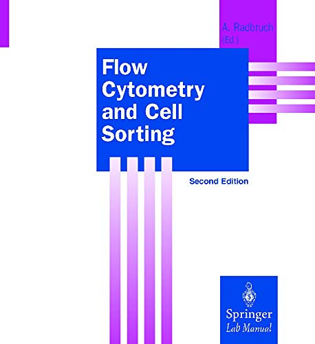 9783540656302: Flow Cytometry and Cell Sorting (Springer Lab Manuals)