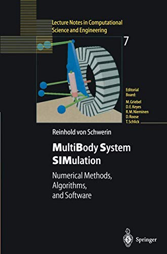 9783540656623: MultiBody System SIMulation: Numerical Methods, Algorithms, and Software (Lecture Notes in Computational Science and Engineering)