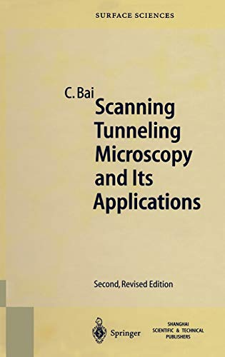 9783540657156: Scanning Tunneling Microscopy and Its Application (Springer Series in Surface Sciences)