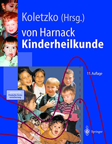 Von Harnack Kinderheilkunde (Springer-Lehrbuch) (German Edition)
