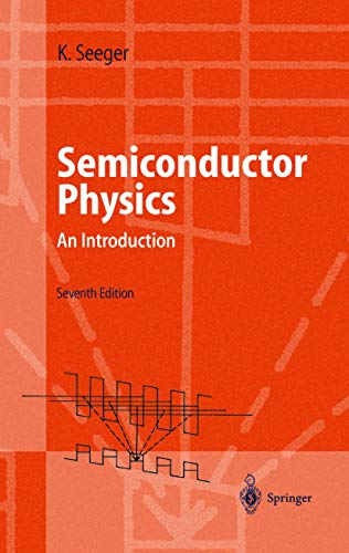 9783540657866: Semiconductor Physics: An Introduction