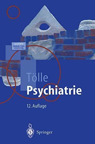 9783540657910: Psychiatrie: Einschlie Lich Psychotherapie (Springer-Lehrbuch)
