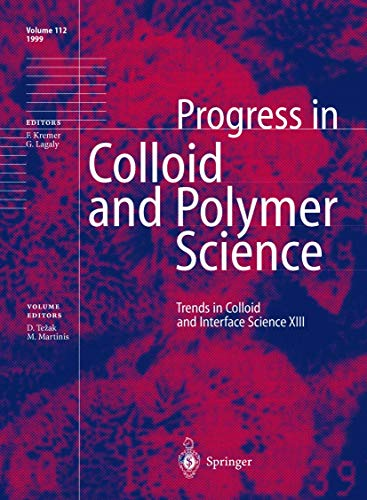 Trends in Colloid and Interface Science XIII: Mladen Martinis