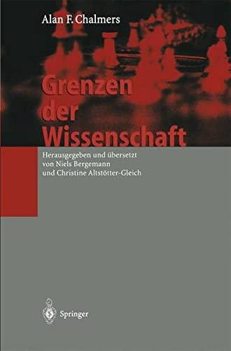 9783540658429: Grenzen der Wissenschaft (German Edition)