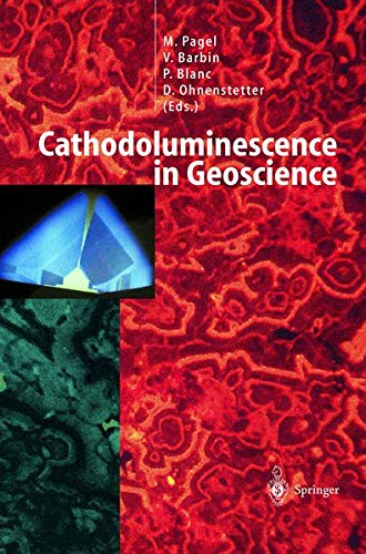 9783540659877: Cathodoluminescence in Geosciences