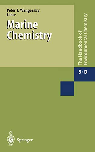 9783540660200: Marine Chemistry (The Handbook of Environmental Chemistry)