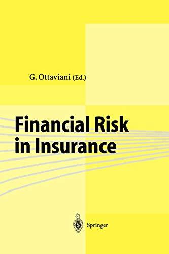 9783540661436: Financial Risk in Insurance