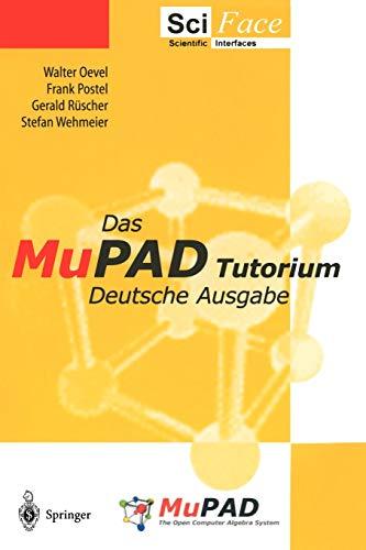 9783540661450: Das MuPAD Tutorium: Deutsche Ausgabe