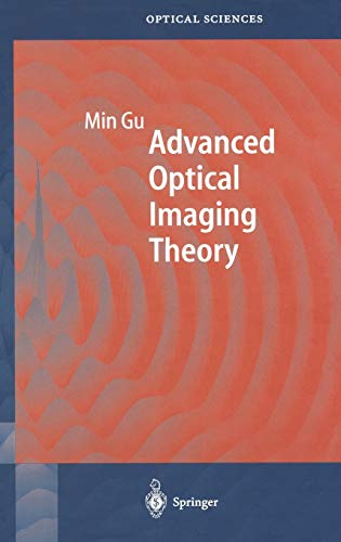9783540662624: Advanced Optical Imaging Theory (Springer Series in Optical Sciences)