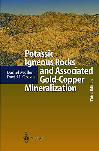 9783540663713: Potassic Igneous Rocks and Associated Gold-Copper Mineralization (Lecture Notes in Earth Sciences)