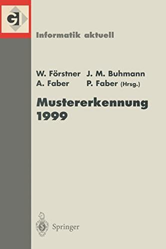 9783540663812: Mustererkennung 1999: 21. DAGM-Symposium Bonn, 15.-17. September 1999 (Informatik aktuell)