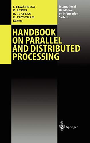 9783540664413: Handbook on Parallel and Distributed Processing (International Handbooks on Information Systems)