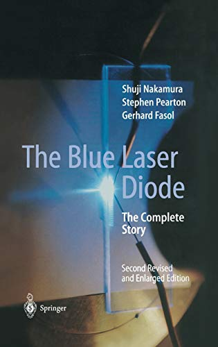 9783540665052: The Blue Laser Diode: The Complete Story