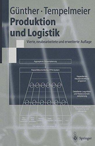 9783540665182: Produktion Und Logistik (Springer-Lehrbuch)