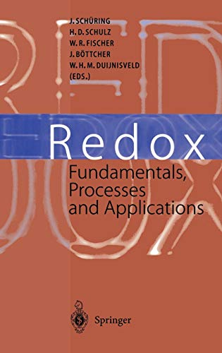 9783540665281: Redox: Fundamentals, Processes and Applications