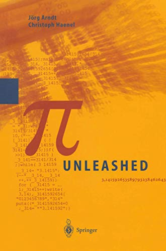 9783540665724: Pi Unleashed. : With CD-ROM