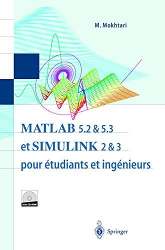 9783540666493: MATLAB 5.2 & 5.3 et SIMULINK 2 & 3 : pour étudiants et ingénieurs