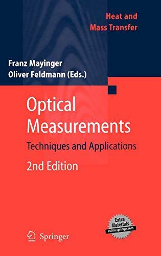 Optical Measurements: Franz Mayinger