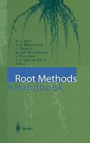 9783540667285: Root Methods: A Handbook