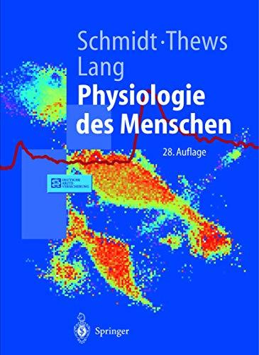 9783540667339: Physiologie Des Menschen (Springer-Lehrbuch)