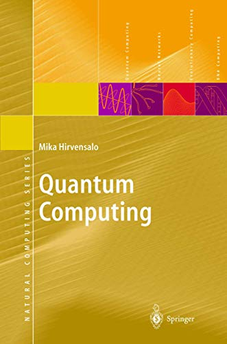 9783540667834: Quantum Computing