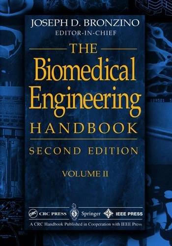 9783540668084: Biomedical Engineering Handbook Vol 2