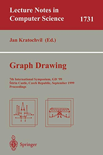 9783540669043: Graph Drawing