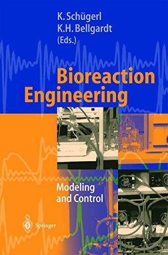 9783540669067: Bioreaction Engineering: Modeling and Control