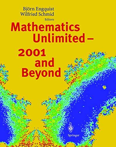 9783540669135: Mathematics Unlimited