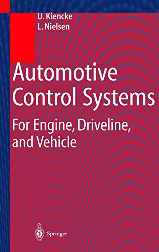 9783540669227: Automotive Control Systems: For Engine, Driveline, and Vehicle