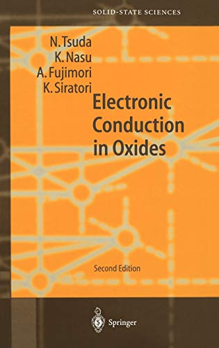 Electronic Conduction in Oxides: N. Tsuda