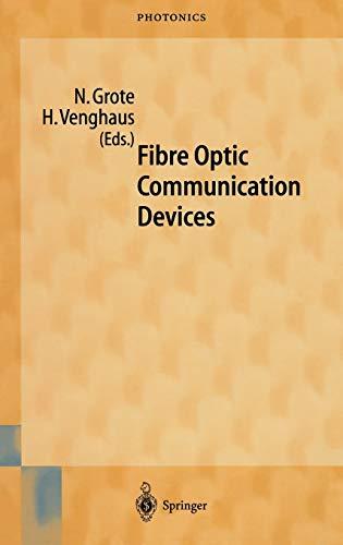 9783540669777: Fibre Optic Communication Devices