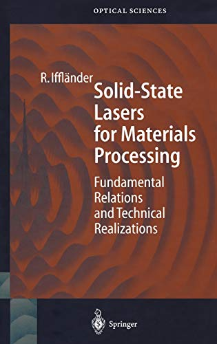 Solid-State Lasers for Materials Processing: Reinhard Iffländer