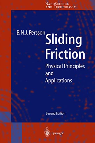 Sliding Friction: Bo N. J. Persson