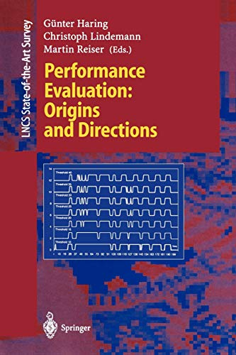 9783540671930: Performance Evaluation: Origins and Directions (Lecture Notes in Computer Science)