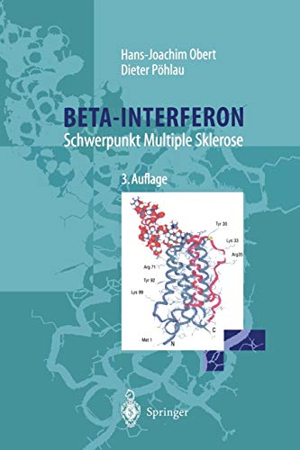 9783540672104: Beta-Interferon: Schwerpunkt Multiple Sklerose (German Edition)