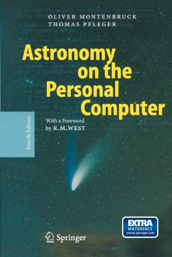 9783540672210: Astronomy on the Personal Computer. : 4th Edition, With CD-Rom
