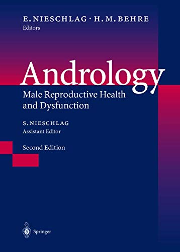 9783540672241: Andrology: Male Reproductive Health and Dysfunction