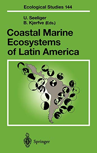 9783540672289: Coastal Marine Ecosystems of Latin America