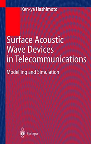 9783540672326: Surface Acoustic Wave Devices in Telecommunications: Modelling and Simulation (Engineering Online Library)