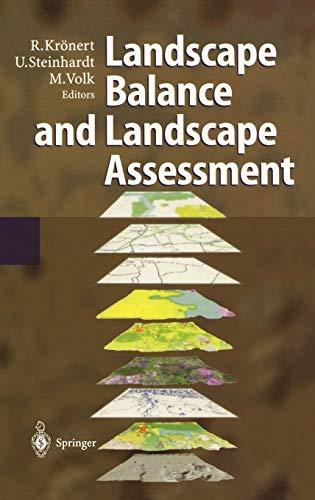 9783540673996: Landscape Balance and Landscape Assessment