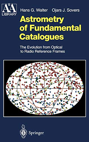 Astrometry of Fundamental Catalogues The Evolution from Optical to Radio Reference Frames
