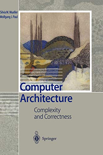 9783540674818: Computer Architecture: Complexity and Correctness