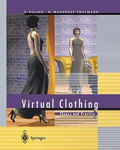 9783540676003: Virtual Clothing